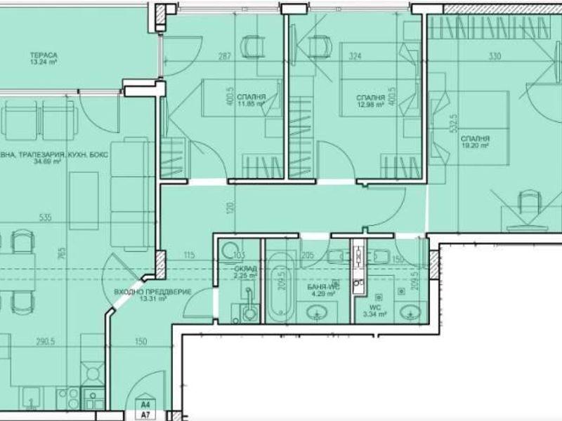 многостаен апартамент софия vxbpdx9g