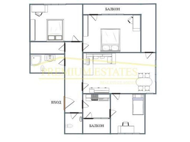 многостаен апартамент софия wkr6pb86