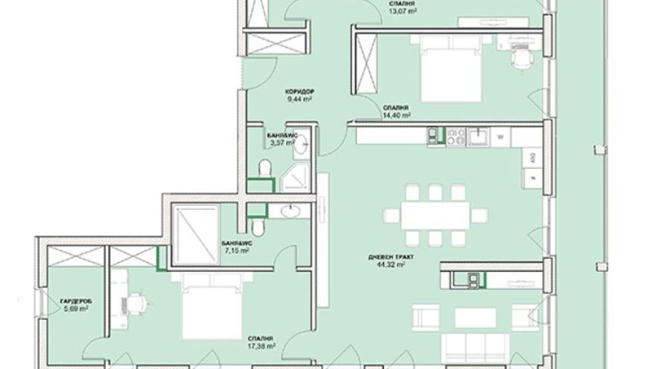 многостаен апартамент софия ww7a3a97