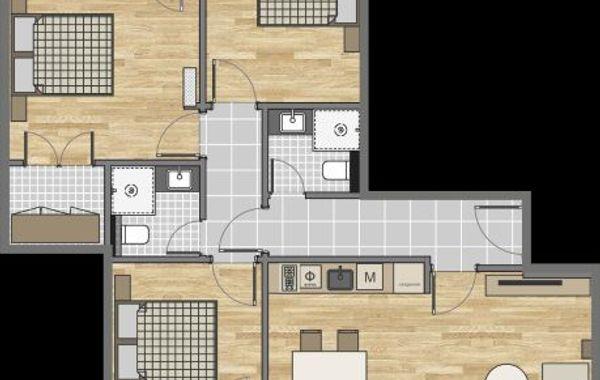 многостаен апартамент стара загора 34123bwa