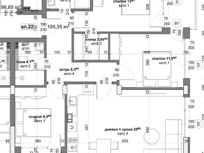 многостаен апартамент стара загора ccthsev5