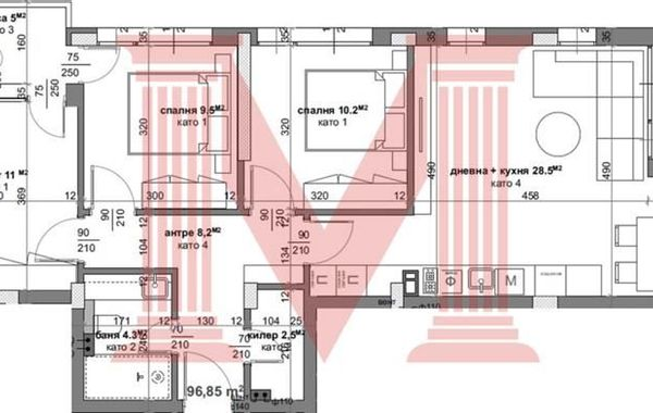 многостаен апартамент стара загора l26947ug