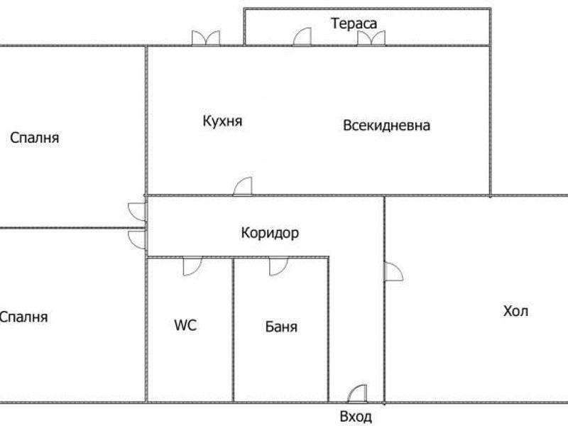 многостаен апартамент шумен mlrlpv2m