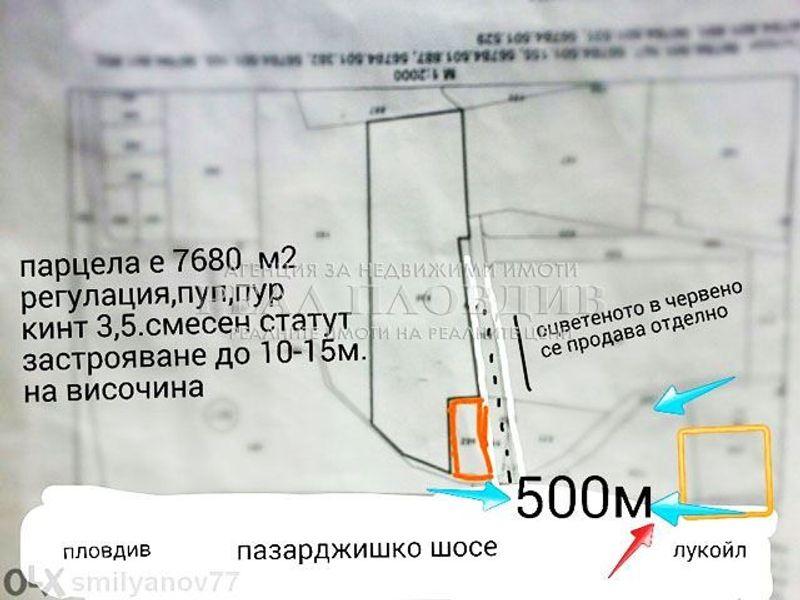 парцел пловдив 4mm35qq8