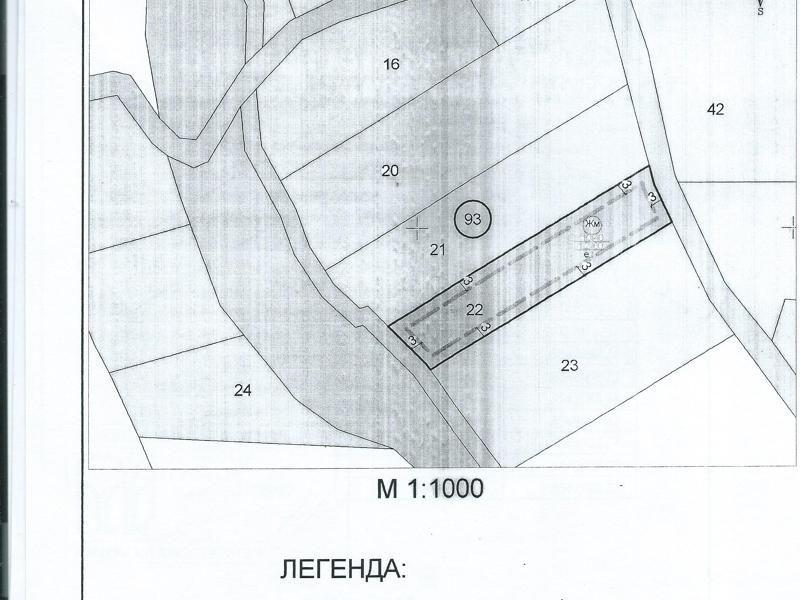 парцел правец yrrs497m