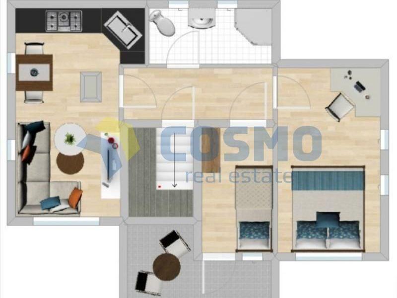 тристаен апартамент бургас 36m1wq2p