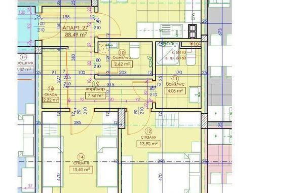 тристаен апартамент бургас v7jxn7b1