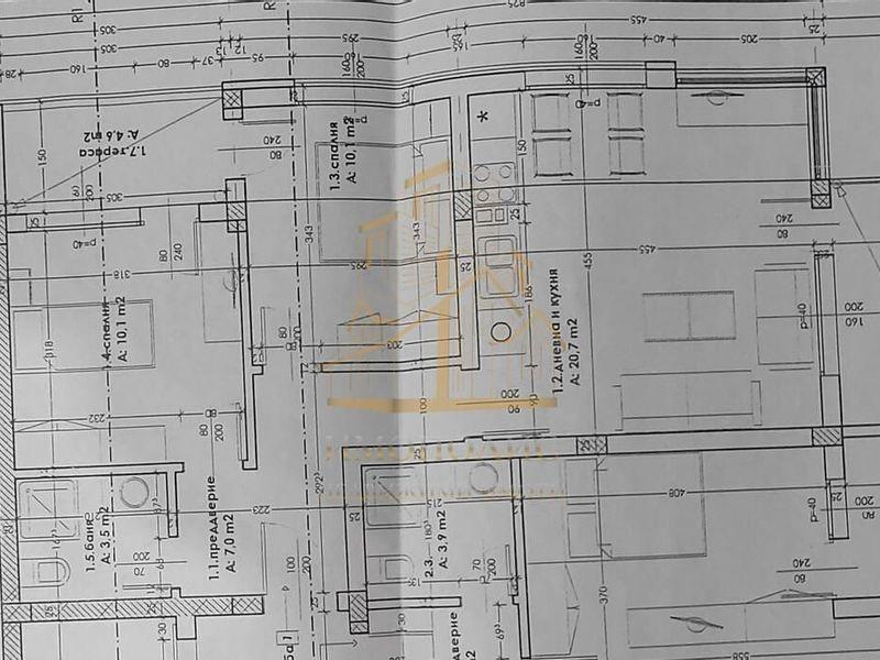 тристаен апартамент варна 12m19u2e