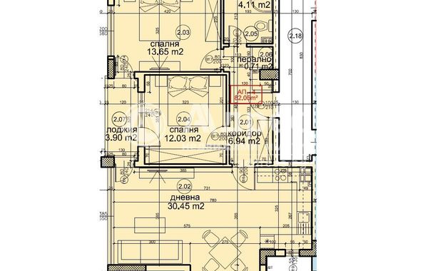 тристаен апартамент варна 2bm5w4kn