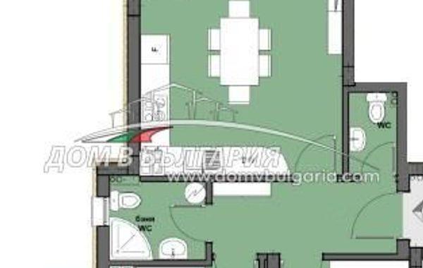 тристаен апартамент варна 42su17qt