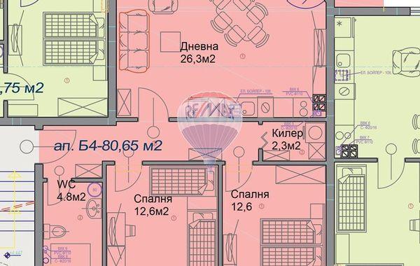 тристаен апартамент варна 4fx2pmt9