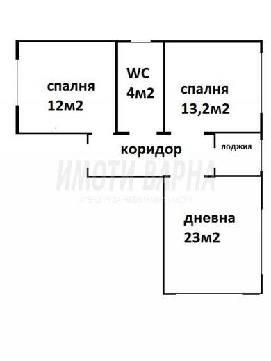 тристаен апартамент варна 5phg6937