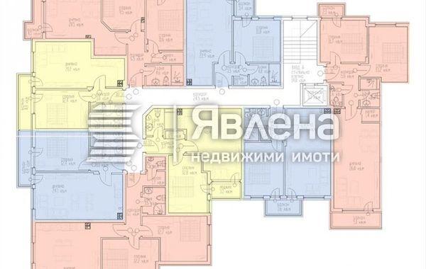 тристаен апартамент варна 633hdu9m