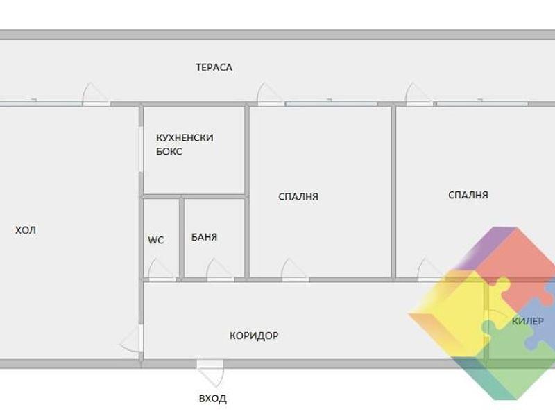 тристаен апартамент варна 71fardxd