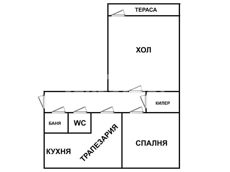 тристаен апартамент варна 74yrvpyd
