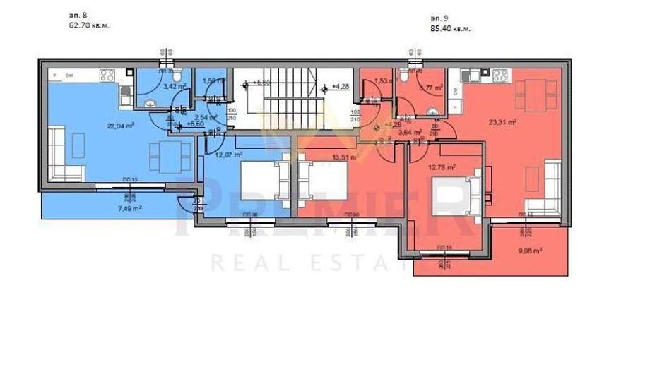 тристаен апартамент варна 791vy6wu