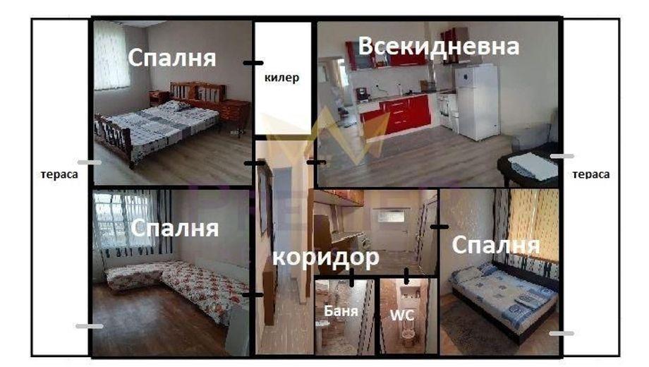 тристаен апартамент варна 81xrsdyx