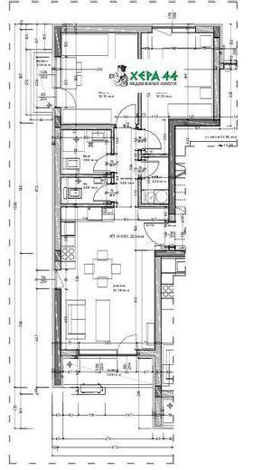тристаен апартамент варна 87xr77pn