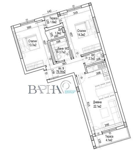 тристаен апартамент варна 9nyaqetu
