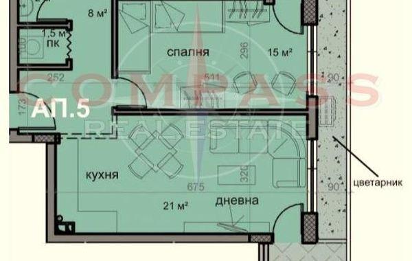 тристаен апартамент варна 9y2talad