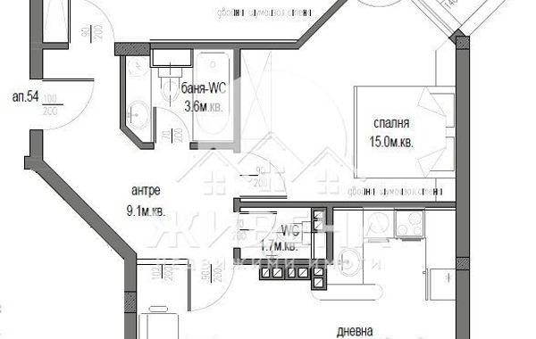тристаен апартамент варна a6l6desf