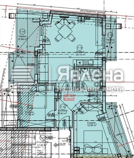 тристаен апартамент варна a8kqdg9b