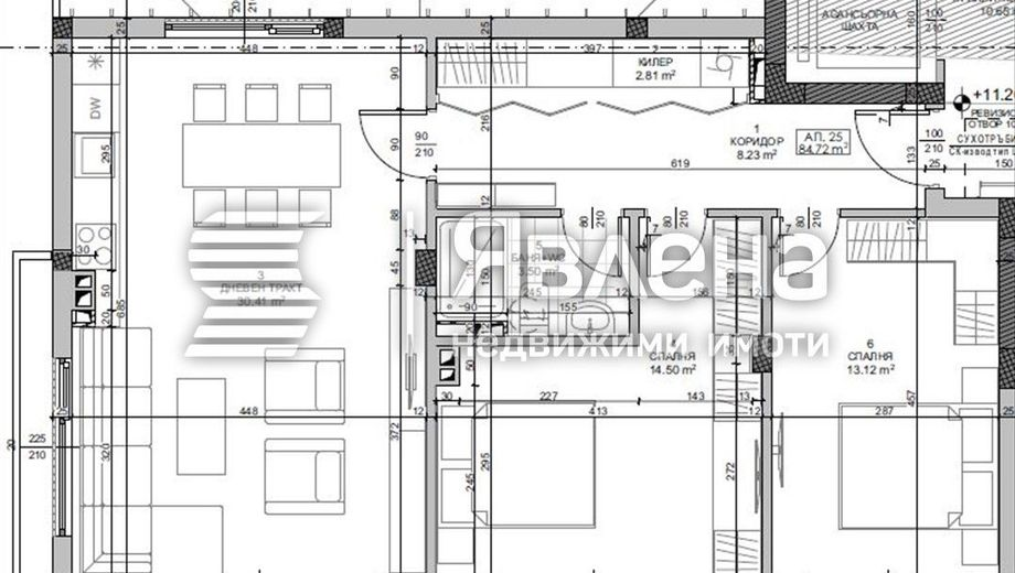 тристаен апартамент варна b2b2jfba