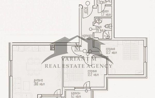 тристаен апартамент варна baql6fy5