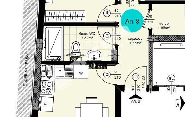тристаен апартамент варна bcm8duyj