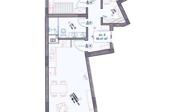 тристаен апартамент варна cebm337p