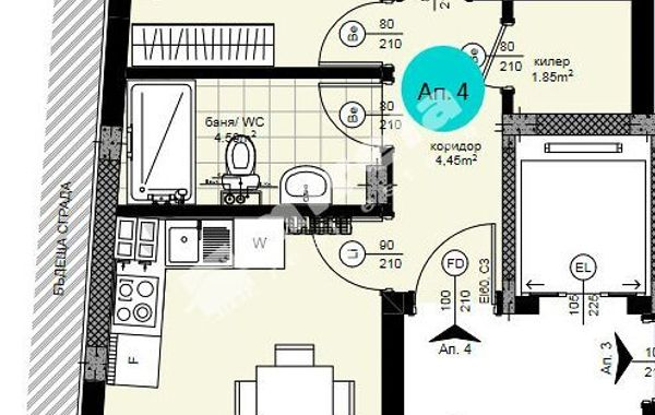 тристаен апартамент варна d2mxwchh