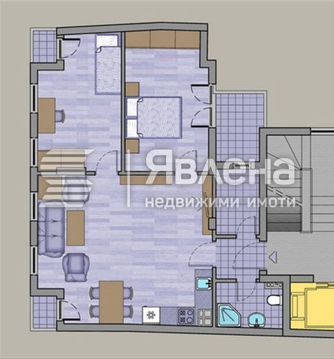 тристаен апартамент варна f9xc9w61