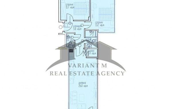 тристаен апартамент варна gdw43j86