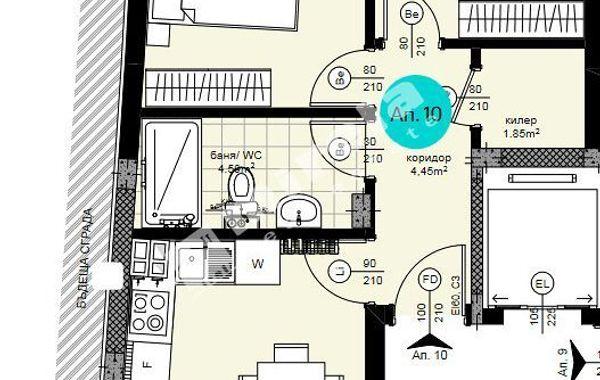 тристаен апартамент варна h7x11adp