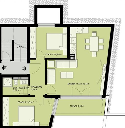 тристаен апартамент варна hhc8yqp8