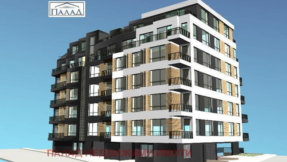 тристаен апартамент варна jy526huc