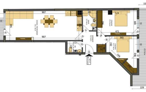 тристаен апартамент варна k3rdmdg5