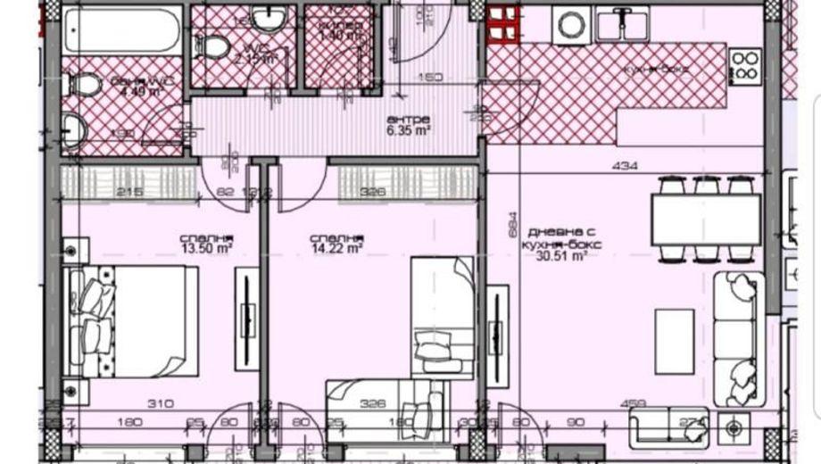 тристаен апартамент варна lxucpk2v