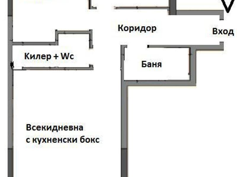 тристаен апартамент варна m4st8qs8