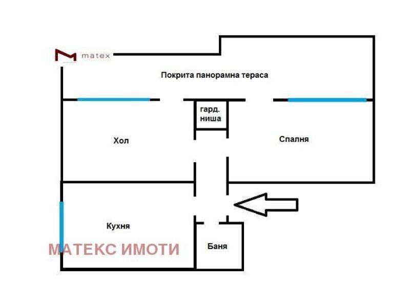 тристаен апартамент варна ne1x3g3t