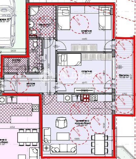 тристаен апартамент варна px5payly
