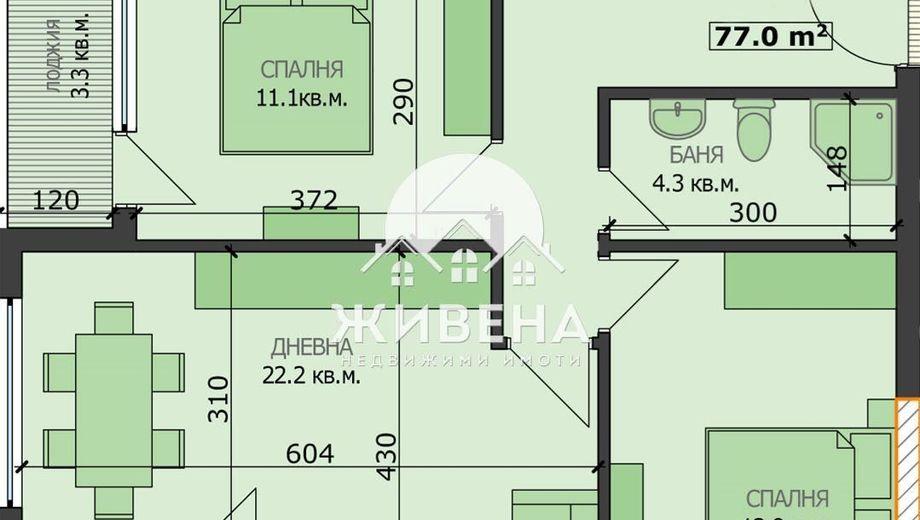 тристаен апартамент варна rf9c1837