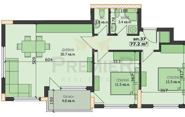 тристаен апартамент варна rg5j8jwl