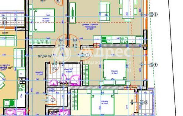 тристаен апартамент варна rxl7qc12