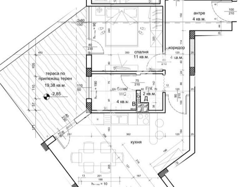 тристаен апартамент варна ry57smrt