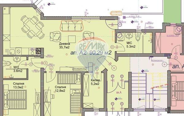 тристаен апартамент варна stqt76cy