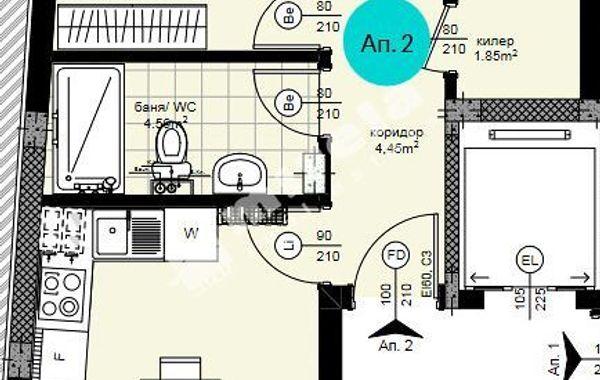 тристаен апартамент варна t42lxwkm