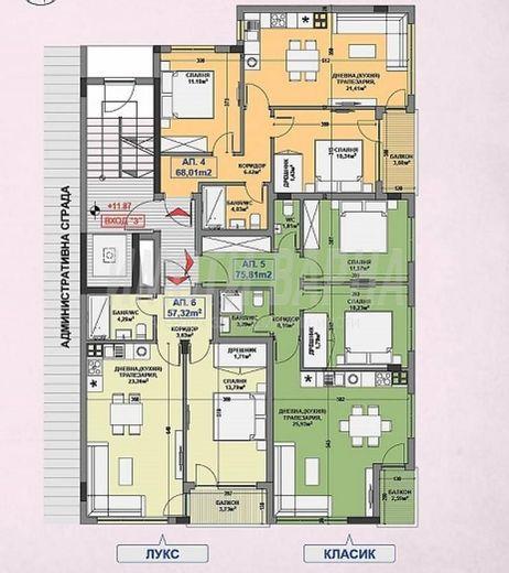 тристаен апартамент варна ubeaqww6