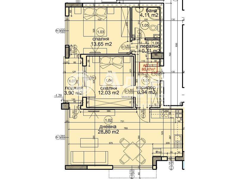 тристаен апартамент варна ur3h7bxb