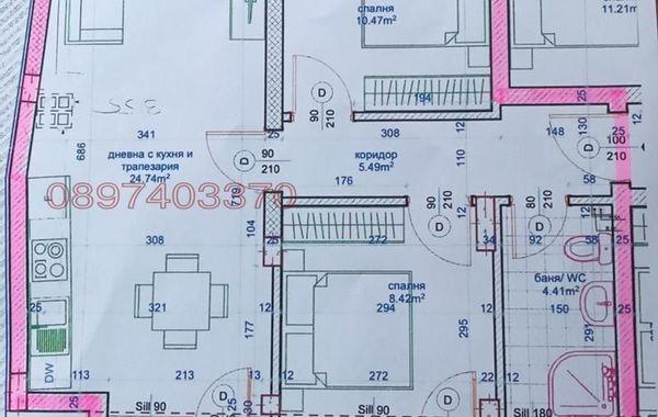 тристаен апартамент варна x4f6kugd